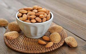 ۵ مزیت سلامتی برای مصرف منظم بادام