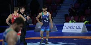 کسب سومین طلا برای ایران با رکوردزنی/میثم دلخانی قهرمان جهان شد