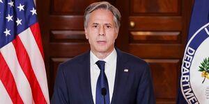 نشست سهجانبه بلینکن با لاپید و بنزاید درباره ایران