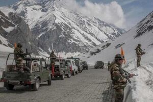 آغاز مذاکرات نظامی سطح بالای چین و هند پس از یک درگیری مرزی
