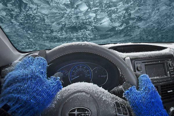 درجا گرم کردن ماشین در هوای سرد ضرر یا منفعت؟