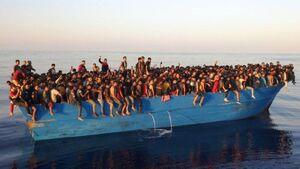 عکسهایی تکان دهنده از بحران پناهجویان