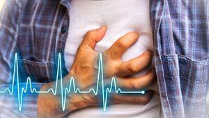 افزایش بیماریهای قلبی با کمبود آهن خون