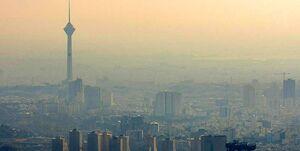 افزایش آلایندههای جوی و کاهش کیفیت هوا در البرز و تهران