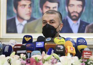 امیرعبداللهیان: تروریستها نباید در مناطق مرزی ما فرصت حضور پیدا کنند