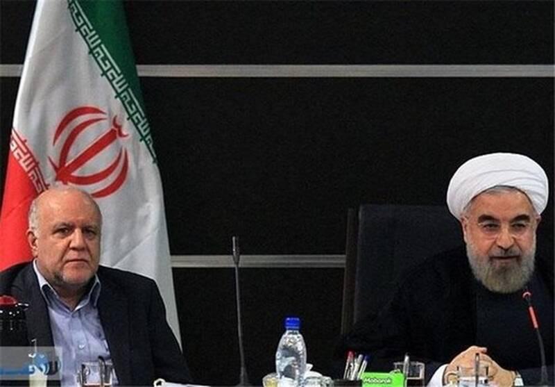 لجبازی و سیاسیکاری روحانی و زنگنه عامل خسارت سنگین ایران در پرونده کرسنت