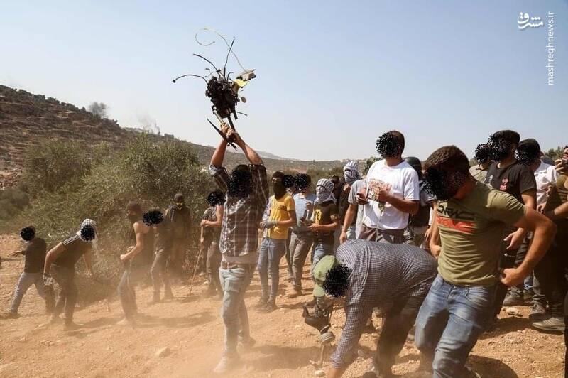 پشت پرده سقوط مکرر پهپادهای اسرائیل در لبنان و اراضی اشغالی/ قدرتنمایی مقاومت در «جنگ پهپادی» با دشمن صهیونیستی +تصاویر