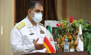 آمادگی نیروی دریایی ارتش برای دفاع از مرزهای آبی کشور
