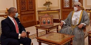 سفر هیأت انگلیسی به عمان با هدف پایان جنگ یمن