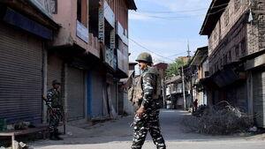کشته شدن ۵ سرباز هند در منطقه مورد مناقشه کشمیر