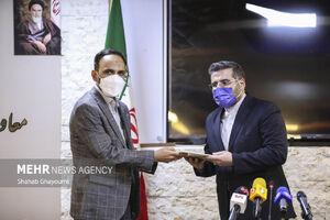 عکس/ آئین تکریم و معارفه معاونت مطبوعاتی وزارت ارشاد