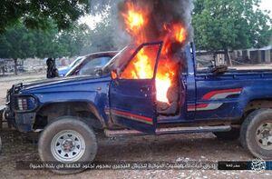 فیلم/ حملات شدید داعش به ارتش نیجریه