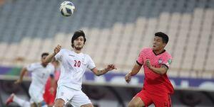 آزمون از بازی با لبنان محروم نیست