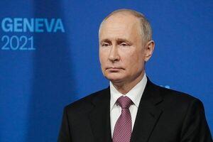 نشست مشترک پوتین با روسای سرویس های اطلاعاتی کشورهای CIS