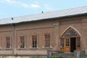 فیلم/ مدرسهای با قدمت ۱۰۰ سال در اردبیل