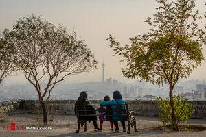 هوای پایتخت در شرایط ناسالم برای گروههای حساس قرار دارد