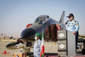 فرمانده نیروی هوایی ارتش: توسعه کمی و کیفی بدون امنیت امکان پذیر نیست