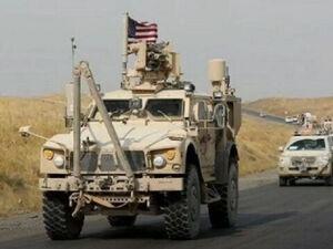 کاروان لجستیکی ائتلاف آمریکایی در جنوب عراق هدف قرار گرفت