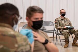 واکسیناسینه نشدن عامل مرگ و میرهای کرونایی در ارتش آمریکا