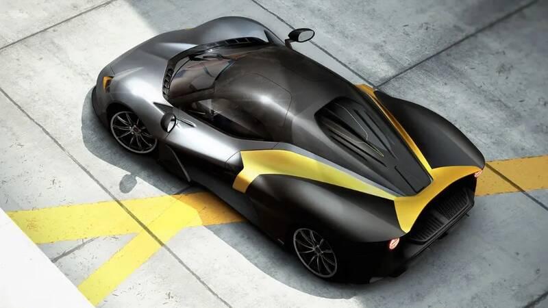 برمات GT، سوپرکار جدید ایتالیایی با پیشرانهٔ چهار سیلندر +عکس