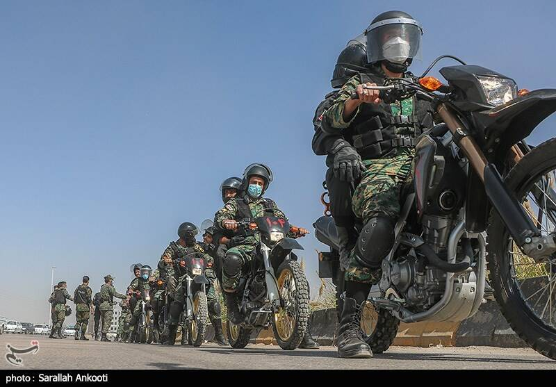 پلیس | ناجا | نیروی انتظامی جمهوری اسلامی ایران، یگان ویژه،