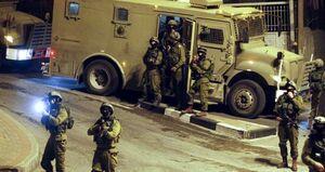حمله نظامیان صهیونیست به فلسطینیان در قدس اشغالی