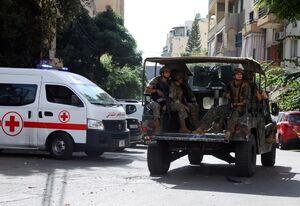 فیلم/ تیراندازی در خیابانهای بیروت