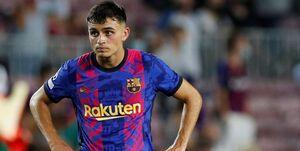 ستاره بارسلونا قراردادش را تمدید کرد +فیلم