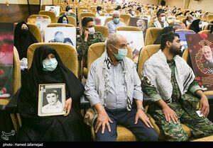عکس/ گردهمایی میثاق سفیران شهدا با خانواده شهیدان