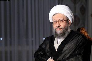 قدردانی آملی لاریجانی از خدمات «محسن رضایی» در دبیرخانه مجمع تشخیص