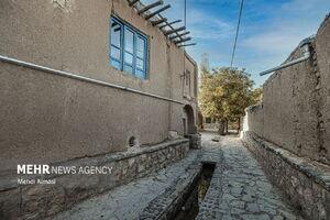 عکس/ روستایی در زنجان با ۷۰۰ سال قدمت