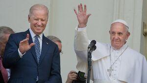 کاخ سفید: بایدن و پاپ فرانسیس ماه جاری میلادی باهم ملاقات میکنند