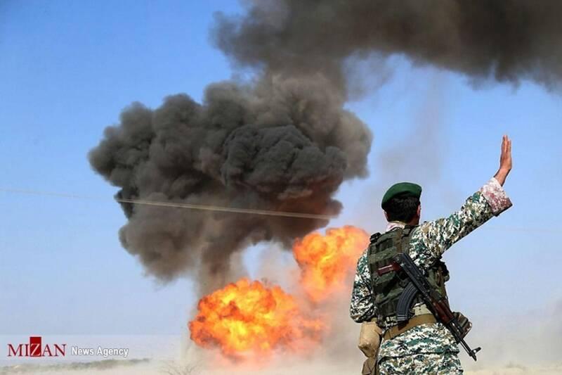 تهديدات،دفاعي،ايران
