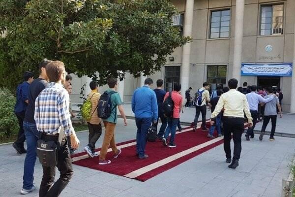 دانشگاه،دانشجويان،تهران،واكسن،تزريق،نفر،دوز،ساكن