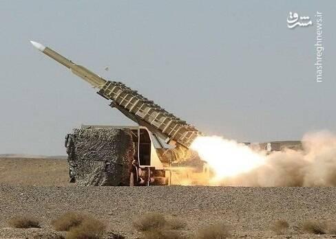 فیلم/ لحظه اصابت موشک سامانه جوشن به هدف