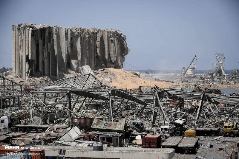 لبنان،پرونده،انفجار،بيروت،آمريكا،سياسي،قاضي،تحقيقات،هدف،بندر ...