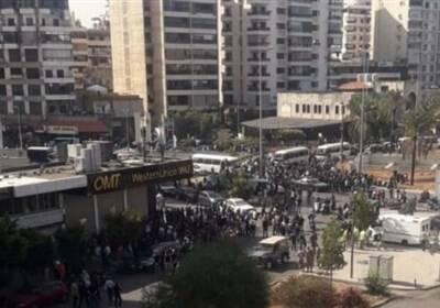 جنبش،تظاهرات،قاضي،حزب،امل،بيروت،لبنان،الله،بيطار،مسالمت،دادگستري