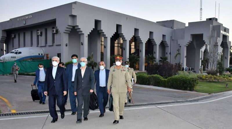 پاكستان،نظامي،دريايي،بازديد،هيات