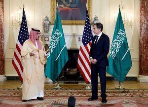دیدار وزیران خارجه آمریکا و عربستان درباره ایران و یمن