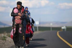 نظامیان ترکیه پناهجویان افغان را مورد ضرب و شتم قرار میدهند