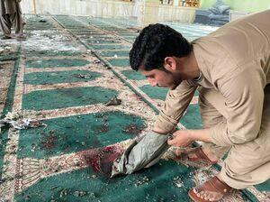 فیلم/ شستشوی فرشهای آغشته بهخون شیعیان قندهار
