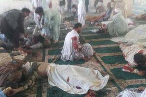 فیلم/ جزئیات انفجار مسجد قندهار افغانستان
