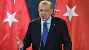 تهدید سفیر ده کشور غربی توسط اردوغان