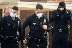 کرونا عامل بیش از نیمی از موارد مرگ میان مأموران پلیس آمریکا