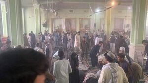 روسیه انفجار تروریستی مسجد فاطمیه قندهار را محکوم کرد