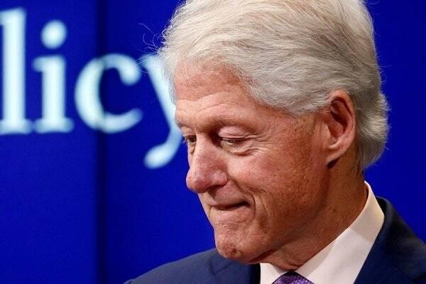 «بیل کلینتون» در بیمارستان بستری شد