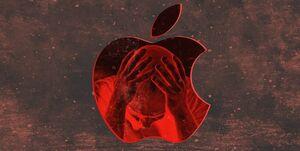 اخراج کارمند اپل به علت یک اعتراض