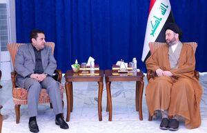 واکنش عمار حکیم به تلاشهای تروریستی برای سوء استفاده از بحران سیاسی عراق