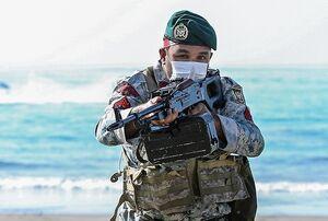 دفع حمله دزدان دریایی خلیج عدن توسط تکاوران دریایی ارتش