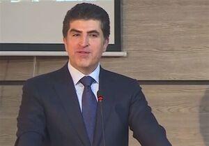 رئیس اقلیم کردستان عراق به قطر سفر کرد